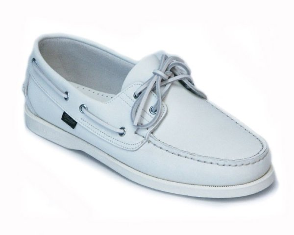 画像1: パラブーツ|Paraboot BARTH WHITE (1)